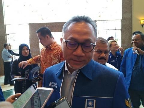 Zulkifli Hasan Mangkir Panggilan KPK