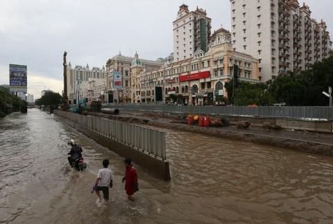 Sistem Deteksi Banjir Jakarta Diminta Beroperasi Manual