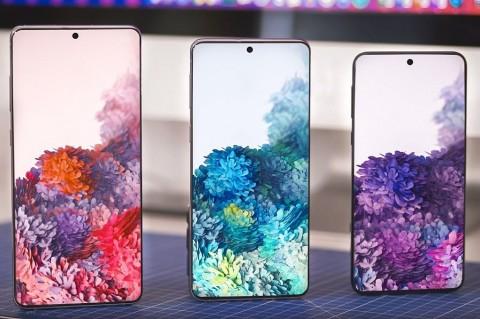 Kabar Terbaru Soal Tiga Model Samsung Galaxy S20