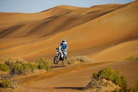 Pablo Quintanilla Tampil Agresif di Etape-9 Dakar Rally