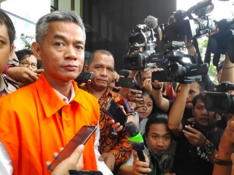 Presidential Palace in Process of Dismissing Wahyu