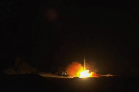 11 Tentara AS Terluka dalam Serangan Roket Iran