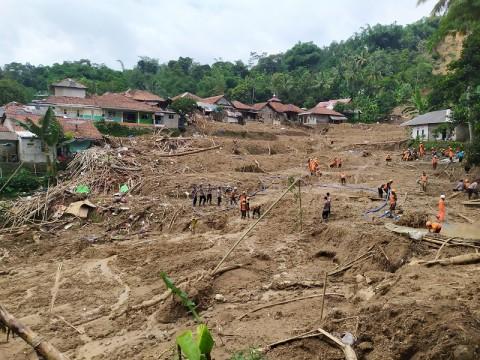 Daya Dukung Lingkungan Rendah Memicu Longsor di Bogor