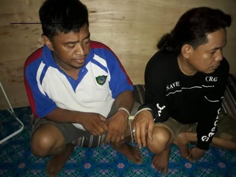 Polisi Tangkap ASN Maros Pengguna Narkoba