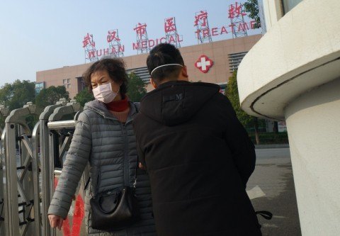 Tiongkok Laporkan Kematian Kedua Akibat Wabah Pneumonia Wuhan