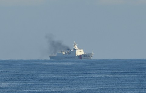 Tiongkok Gabung Pasukan Filipina Berlatih di Laut China Selatan