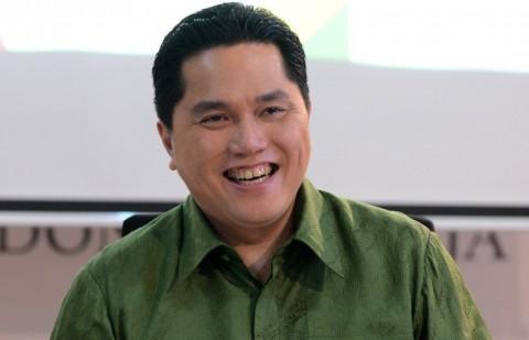 Erick Thohir Bidik Milenial di Jajaran Direksi Perusahaan BUMN