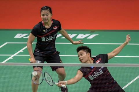 Bungkam Wakil Jepang, Greysia/Apriyani Melaju ke Semifinal