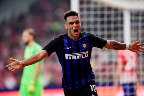 Dikaitkan ke Barca: Martinez: Saya Bahagia di Inter Milan