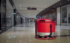 Heboh Robot Pembersih Lantai di Indonesia, untuk Gantikan Tenaga Manusia?