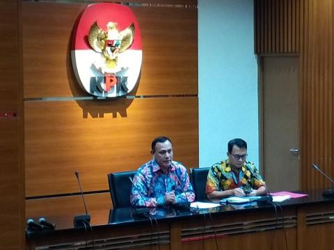 KPK Tetapkan 10 Tersangka Kasus Korupsi Proyek Jalan di Bengkalis