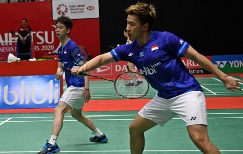 Hasil Indonesia Masters: Lima Wakil Indonesia Lolos ke Semifinal