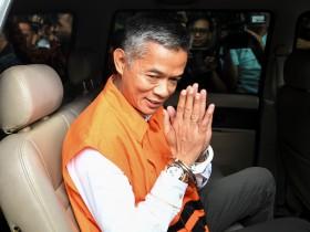 Jokowi Keluarkan Keppres Pemberhentian Wahyu Setiawan