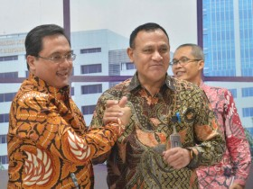 KPK Tunggu Audit BPK Terkait Dugaan Korupsi ASABRI