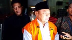 Bupati Sidoarjo Mengaku Tidak Bersalah