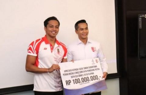 PB PRSI Guyur Bonus Atlet Peraih Emas SEA Games 2019