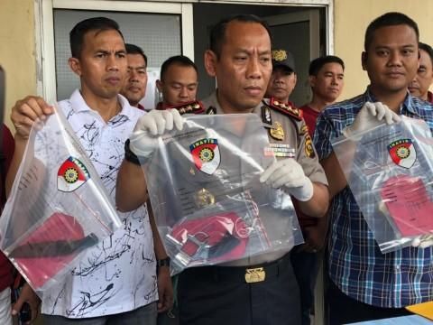 Perampok Tunawisma di Palembang Ditembak Mati