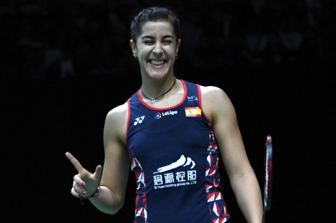 Carolina Marin ke Final Indonesia Masters
