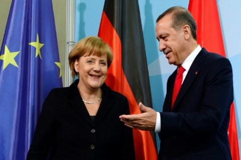 Erdogan Dorong Eropa Dukung Pemerintah Resmi Libya