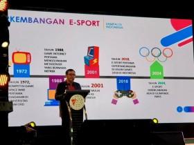 PB Esports Indonesia Lantik Pengurus Periode 2020-2024
