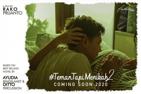 Pengganti Vanesha Prescilla di Film Teman Tapi Menikah 2