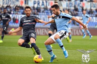 Lazio Mengamuk Bantai Sampdoria