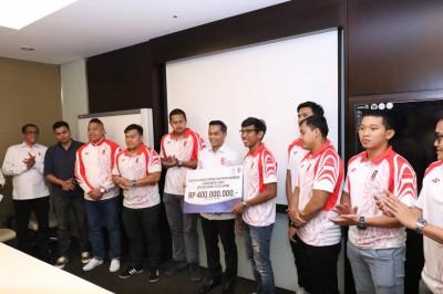PB PRSI Berikan Apresiasi Peraih Emas SEA Games 2019