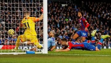 Manchester City Ditahan Imbang Crystal Palace