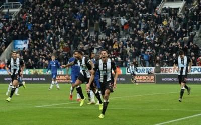 Chelsea Tersungkur di Markas Newcastle United