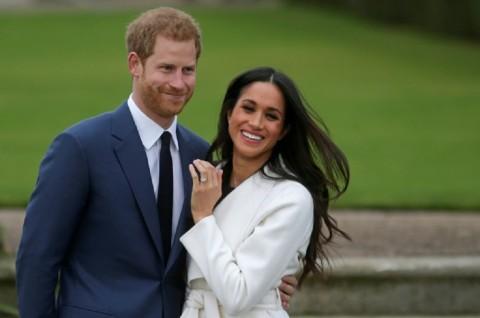 Harry dan Meghan Tidak Akan Gunakan Gelar Kerajaan