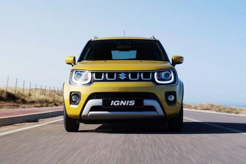 Suzuki Segera Siapkan New Ignis