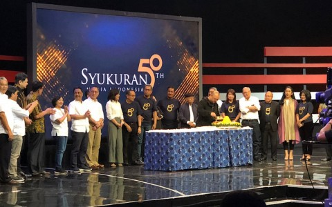 Media Indonesia Kian Dewasa di HUT ke-50