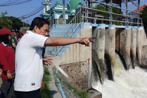 Pemkab Sidoarjo Akan Tindak Perusahaan Pembuang Limbah ke Sungai