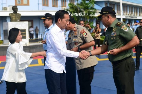 Jokowi Tinjau Infrastruktur Pariwisata Labuan Bajo
