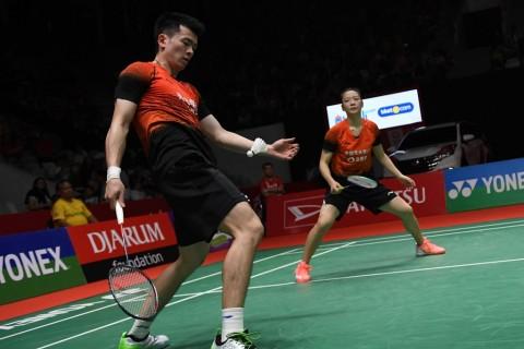 Indonesia Masters 2020: Suporter Lokal Dukung Kesuksesan Zheng/Huang