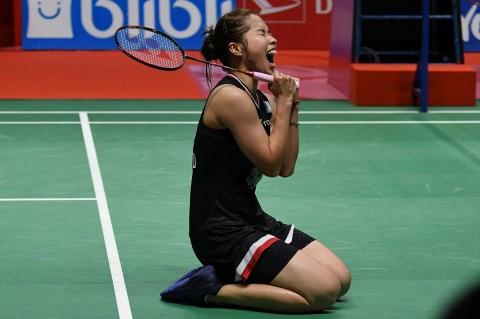 Ratchanok Intanon Sabet Juara Tunggal Putri Indonesia Masters