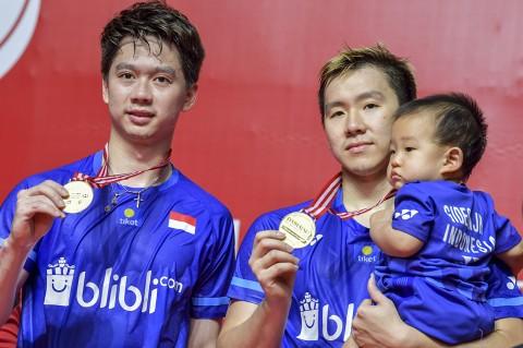 The Minions Juara Indonesia Masters 2020