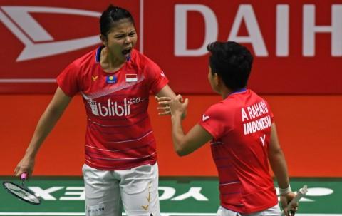 Dramatis, Greysia/Apriyani Juara Indonesia Masters 2020