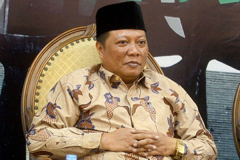 Politikus Gerindra Nizar Zahro Wafat