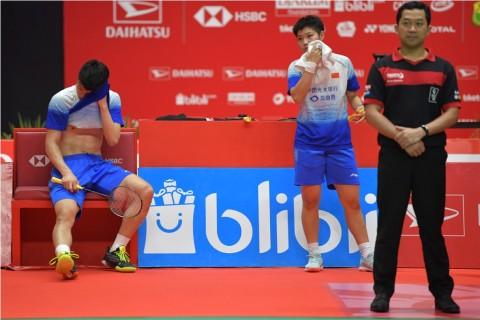 Indonesia Masters 2020: Huang Dong Ping Sakit Usus Buntu saat Kalah di Final