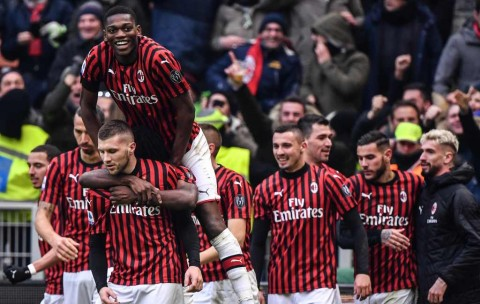 Tekuk Udinese, Milan Lanjutkan Tren Positif