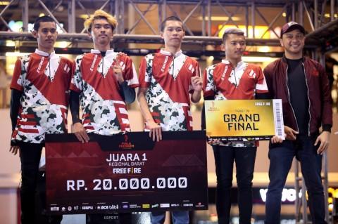 Elvo G.I Masuk Grand Final Piala Presiden Esports 2020