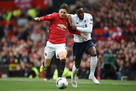 Susunan Pemain Liverpool vs MU: Pogba dan Rashford Absen
