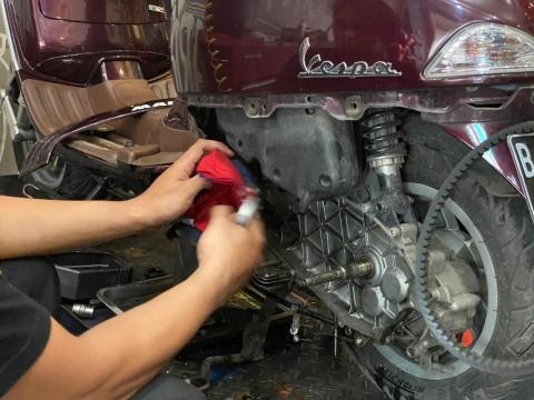 Kebiasaan Buruk yang Membuat CVT Motor Cepat Rusak