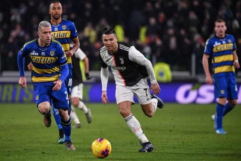 Tekuk Parma, Juventus Perlebar Jarak dengan Inter