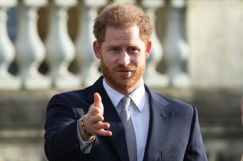 Pangeran Harry Mengaku Sedih Lepaskan Gelar Kerajaan