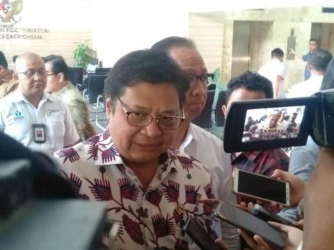 Airlangga Dituding Tak Melibatkan Buruh Bahas Omnibus Law