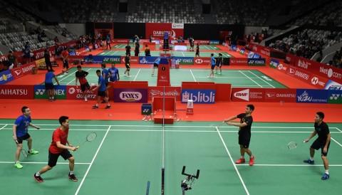 BWF Puji Penyelenggaraan Indonesia Masters 2020