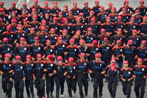 Thousands of Police Personnel to Safeguard Labor Demonstrations