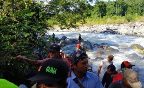 Jembatan Roboh di Bengkulu Menewaskan 10 Orang